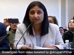 अमेरिकी कांग्रेस में सुनंदा वशिष्ठ ने दी दमदार स्पीच, तो बॉलीवुड एक्टर बोले- 40,000 कश्मीरी हिंदुओं की तरफ...