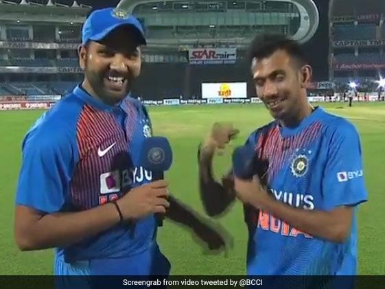 IND vs BAN 2nd T20I: रोहित शर्मा ने खोला अपने लंबे छक्कों का राज, खुद Rohit के मुंह से सुनिए, VIDEO