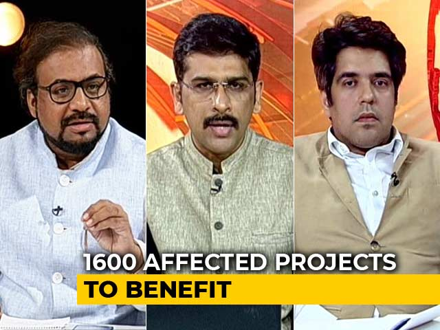 Video : Rs. 25,000 Crore Relief For Bleeding Real Estate Sector