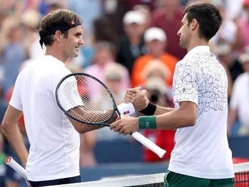 Novak Djokovic, Roger Federer Drawn In Same ATP Finals Group