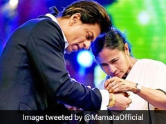"""My Charming Brother"": Mamata Banerjee's Birthday Message For Shah Rukh Khan"