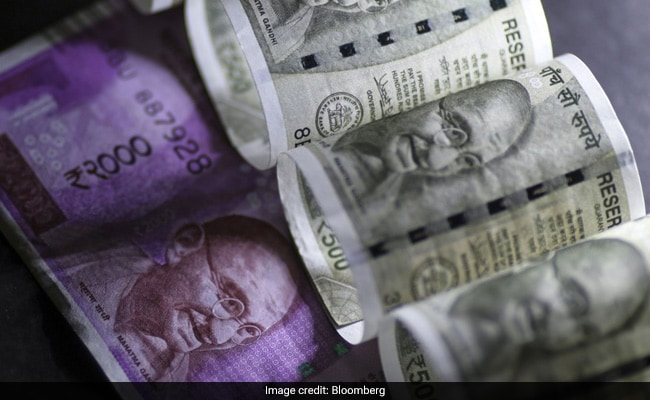 Rupee Falls By 12 Paise To End At 71.74 Against Dollar