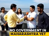 Video: Young Political Leaders In Mumbai Discuss Delay In Government Formation, Snooping Row