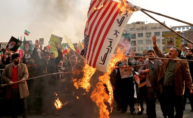 Iran protests: Amnesty describes 'ruthless' killings of unarmed demonstrators