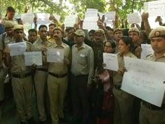 """Delhi Police Works Like """"Armed Wing"""" Of BJP: Aam Aadmi Party"""