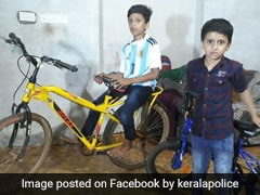 Boy Writes To Kerala Police About Delay In Cycle Repair. Their Response Wins Hearts