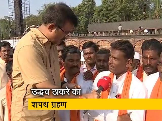 Videos : शपथ ग्रहण समारोह के लिए 400 किसानों को भी दिया गया न्योता