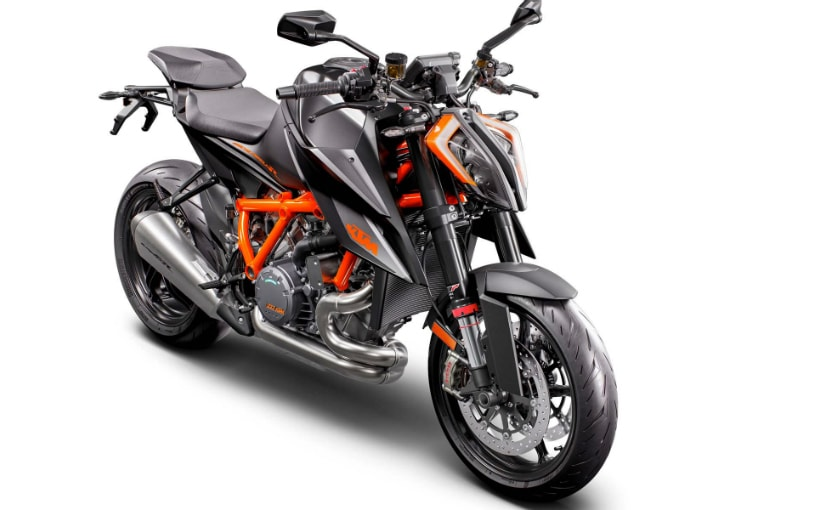 The 2020 KTM 1290 Super Duke R has been unveiled at the EICMA 2019 show