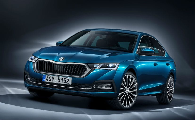 The new generation Skoda Octavia looks razor-sharp and has grown in proportions over the predecessor