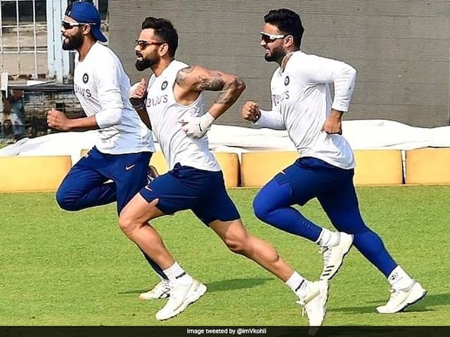 "Virat Kohli Says ""Impossible To Outrun"" Ravindra Jadeja In Group Conditioning Sessions"