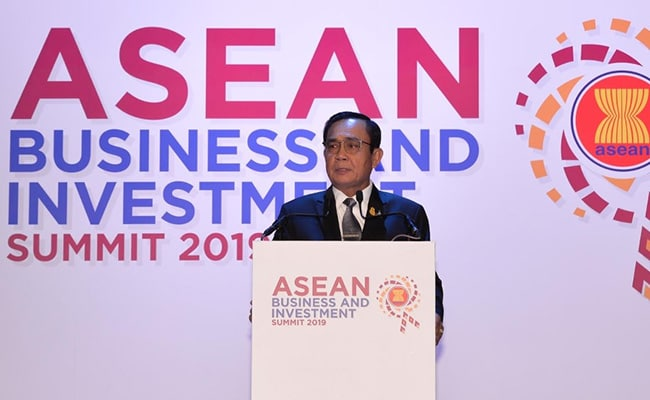 'ASEAN Will Endure': Leaders Meet Under US-China Trade War Cloud