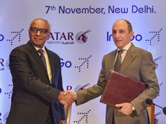 """No Interest In Buying Stake In Air India, Only IndiGo"": Qatar Airways"