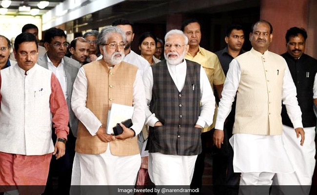 'Look Forward To Parliament Session': PM Modi After All-Party Meeting