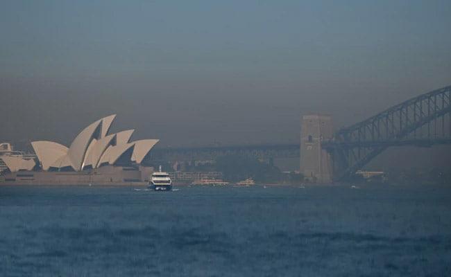 Australian PM Scott Morrison Denies Climate Link As Smoke Chokes Sydney