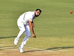 "India vs Bangladesh: ""Mohammed Shami"