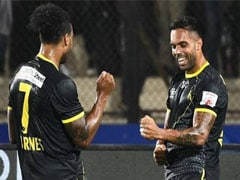 ISL 2019: कुछ ऐसे आखिरी मिनट में रोबिन सिंह ने हैदराबाद एफसी की हार को ड्रॉ में बदला