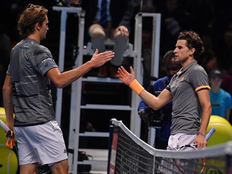 ATP Finals: Dominic Thiem Beats Alexander Zverev To Set Up Title Clash vs Stefanos Tsitsipas