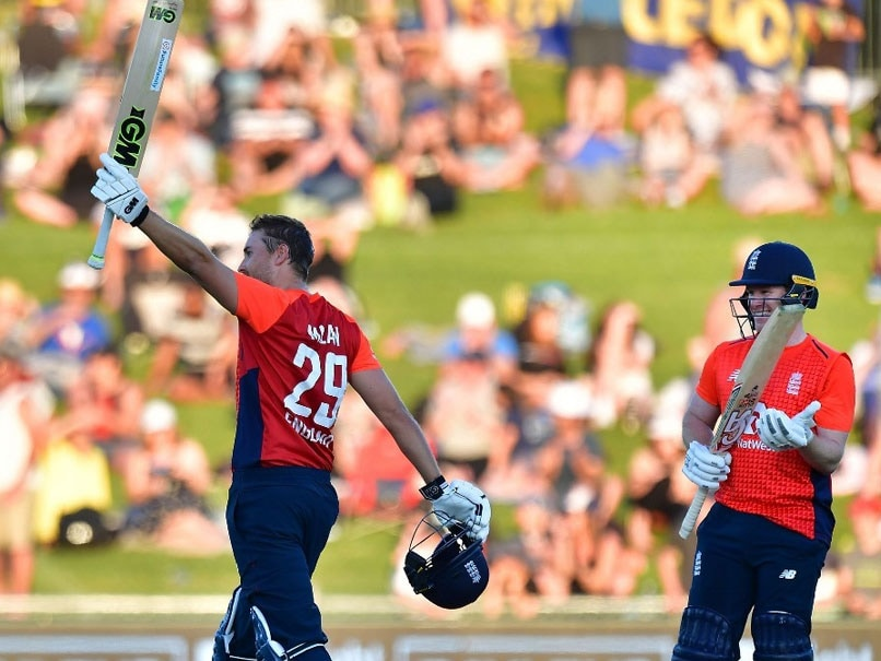 Dawid Malan, Eoin Morgan Power England To Series-Levelling Win Over New Zealand