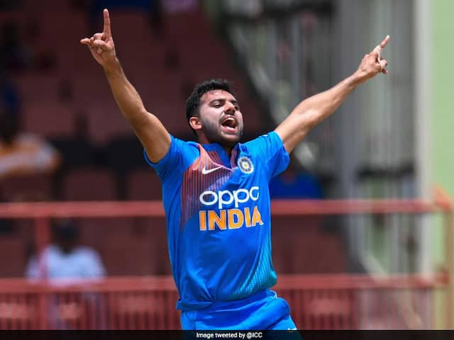 ICC T20 Rankings: Deepak Chahar jumps 88 places in bowling rankings