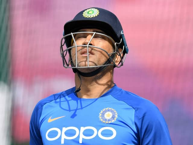 MS Dhonis Future In Cricket Cannot Be Discussed On Public Platform, Says Sourav Ganguly