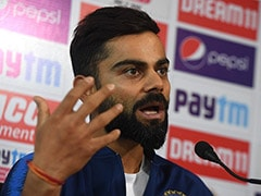 "Virat Kohli Says Day-Night Test In Kolkata, India's First, A ""Landmark Occasion"""