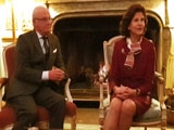 Video : Sweden's King Carl XVI Gustaf Speaks To NDTV On Climate Change