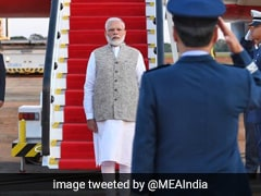 PM Modi In Brazil For BRICS Summit, Will Meet Vladimir Putin, Xi Jinping, Jair Bolsonaro