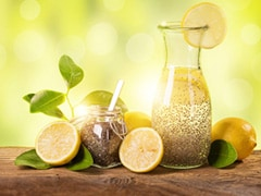 Hypertension: How To Make Chia Seed-Infused Lemon Water To Manage High Blood Pressure