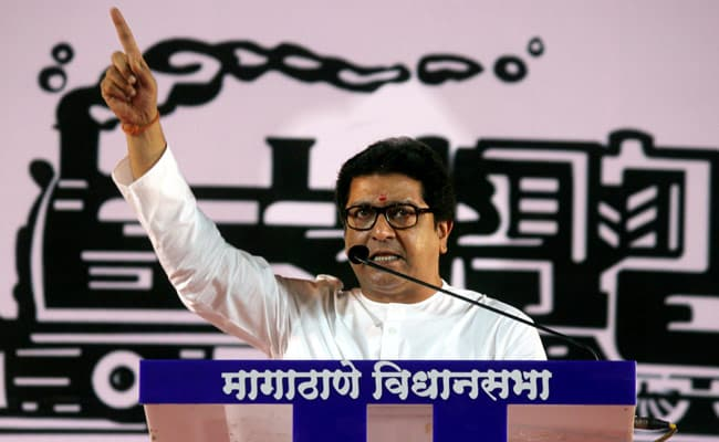 Raj Thackeray Meets BJP's Devendra Fadnavis Amid Reports Of A Tie-Up