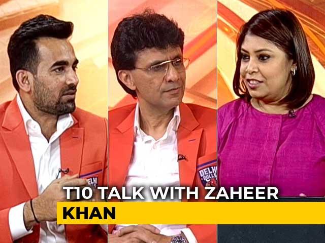 Video : Virat Is A Driven Cricketer, Morgan On A High: Zaheer Khan