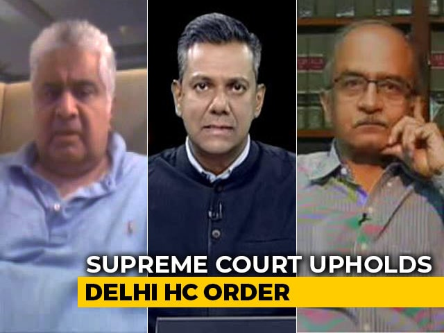 Video : Chief Justice Within Ambit Of Public Authority, Supreme Court Rules
