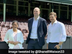 Shane Watson Appointed President Of Australian Cricketers' Association