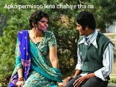 Ranu Mondal ने फैन को कहा, 'मुझे छुओ मत...' तो ट्विटर पर लोगों ने बनाए ऐसे Jokes और Memes