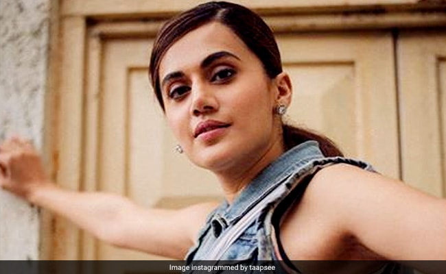 Had More Scenes in Badla Than Amitabh Bachchan Yet it's Called His Film, Says Taapsee Pannu