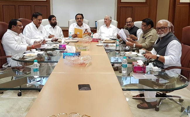 Congress-NCP, Shiv Sena Hold Series Of Meetings To Work Out Consensus In Maharashtra