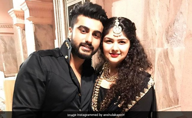 'Nothing Else Matters To Me In The World': Arjun Kapoor Congratulates Sister Anshula On Her 'First Award'