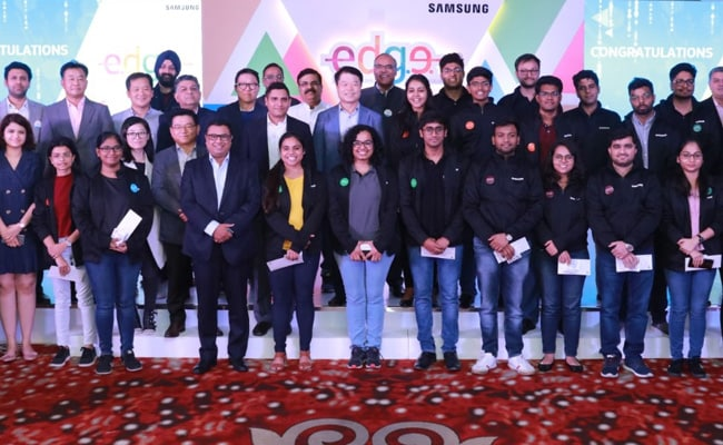 IIM Lucknow Team's Solution For ASHA Workers Wins Samsung E.D.G.E. Campus Program