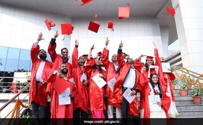 Delhi University Awards 592 Doctoral Degrees At 96th Convocation Ceremony
