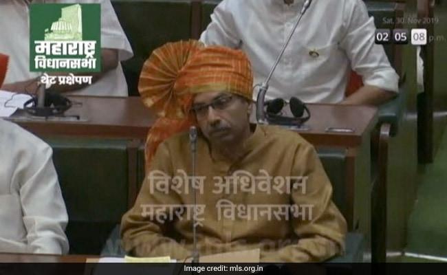 महाराष्ट्र में उद्धव ठाकरे की सरकार ने 169 वोट हासिल कर साबित किया बहुमत, 145 वोट की थी जरूरत
