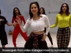 सनी लियोन ने नए अंदाज में किया डांस, सोशल मीडिया पर Video हो गया वायरल