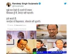 Maharashtra की सियासत पर राजनेताओं का दिखा शायराना अंदाज़, लिखा- ''बेवफा हो गए देखते-देखते...''