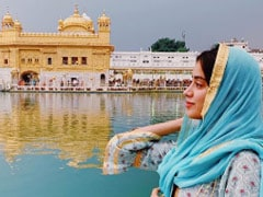 Janhvi Kapoor Indulges In Lassi, Sarso Ka Saag, Makki Ki Roti And More In Amritsar (Pics Inside)