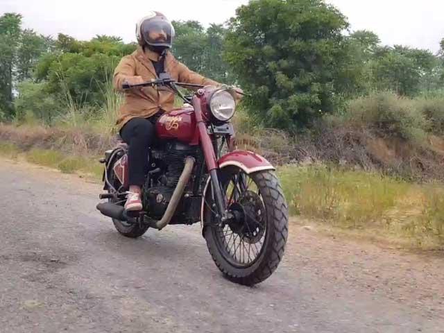 Video : Sponsored: Rajasthan - Biking Off The Beaten Track