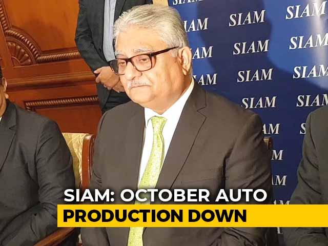 Video : Weak Commercial Vehicle Sales Mirror Economy, Says SIAM President