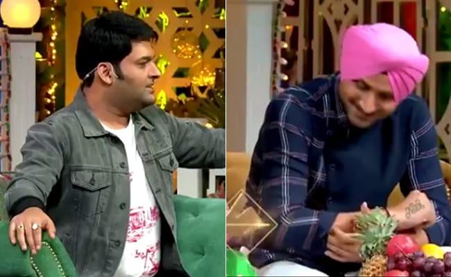 कपिल शर्मा ने हरभजन सिंह से पूछा ऐसा सवाल, बीवी के सामने ही लग गई भज्जी की क्लास- Viral Video