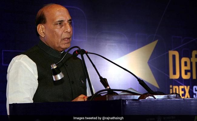 """Salute Their Courage"": Rajnath Singh After Six Die In Siachen Avalanche"