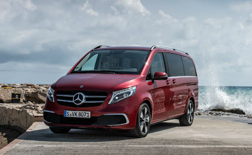The 2019 Mercedes-Benz V-Class facelift was unveiled internationally earlier this year
