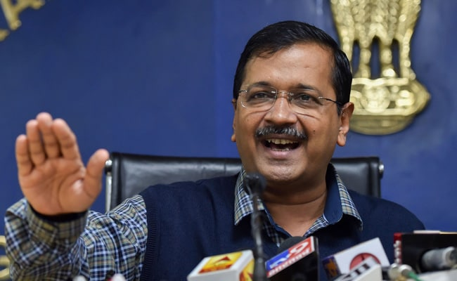 11,000 WiFi Hotspots In Delhi Soon, 100 On December 16: Arvind Kejriwal
