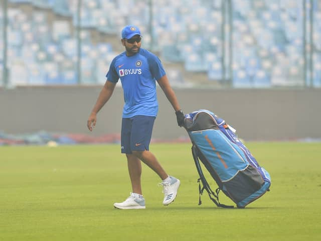IND vs BAN: Dont worry Rohit Sharma fans as he is declared fit