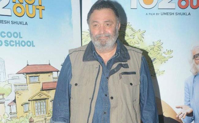 Rishi Kapoor To Newcomers: 'Dole Rahne Se Kalakar Nahi Banoge'